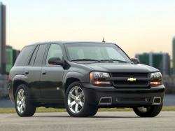 Шумоизоляция Chevrolet TrailBlazer